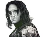 The Winter Soldier by scoobylady