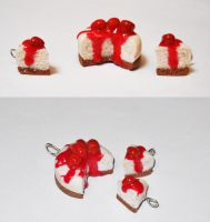 Cheesecake Jewelry Set by SirIsaac