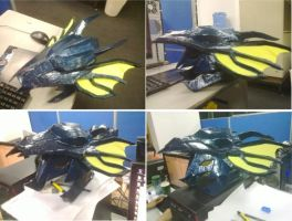 ff4 kain highwind-dragoon helm by karlonne
