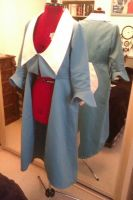 Sneak Preview Jellicent Jacket gijinka by Sarcasticyetsexy