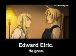 Edward Elric by TrulyBonkerrs