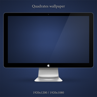 Quadrates wallpaper by msergt