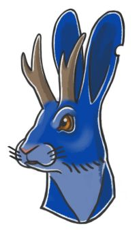 Jackelope by GrayGinther