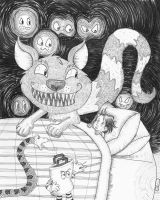 Hannahs Nightmares by chibimonkies