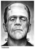Frankenstein by gregchapin