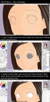 How I Do Eyes by angellexar