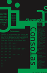Consolas Type Specimen Poster by Artful-Science