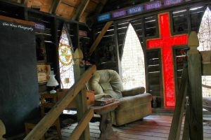 Chapel of Love and Peace 3 by GlassHouse-1