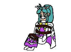 Mia from Golden Sun 3DS request by SuperTailsHero
