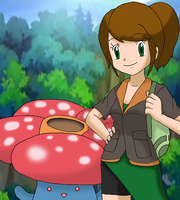 Come On Vileplume by Kyt666