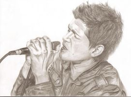 Danny O'Donoghue - The Script by MickeyMouse3
