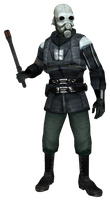 HL2 Metrocop by Jokester7625