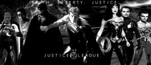 Justice League Banner 2 by PaulRom