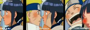 naruhina were they young by FJcruz
