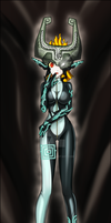 commission - Midna by Rosvo