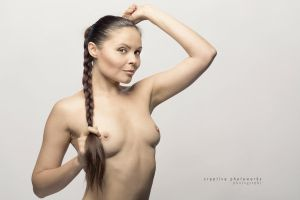 ponytail by creativephotoworks