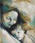 Mother and Child by fanitsafantasy