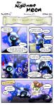 Ask Nightmare Moon 5 by alfa995