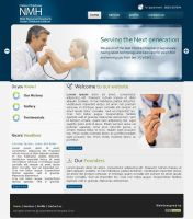Children hospital website by ahsanpervaiz