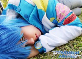 Aoba - Dramatical Murder: REI Cosplay by ReiParaguay
