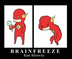 Brainfreeze by Pankster