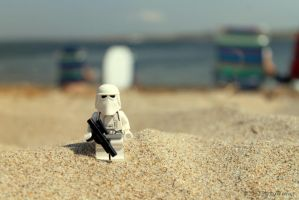 This isn't Hoth... by PhotoWeaver