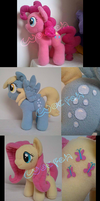 Plushie Compilation 03 by TwitchyGears