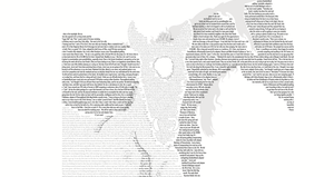 Typography project: horses by Kelsaki
