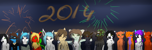 Meet The Year 2014 by Chissanity