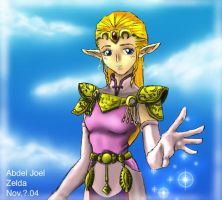 Magic Zelda by Mast3r-sword