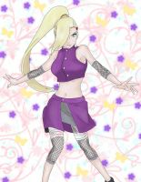 Ino: Girl Power by doll-fin-chick