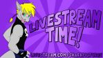 Livestream TIME OFFLINE by TheSharkGuy