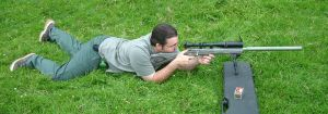Me with a .17HMR by SWAT-Strachan
