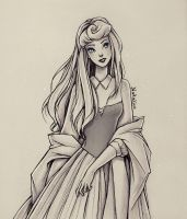 Sleeping Beauty (traditional) by natalico