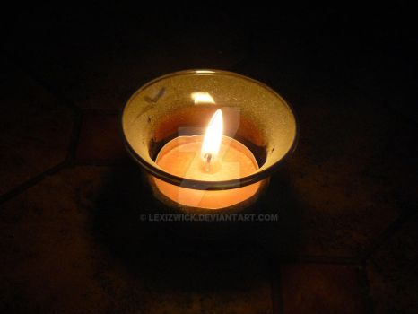 candle of hope by lexizwick
