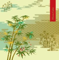 packaging cover_bamboo by cleongy