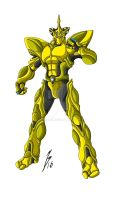 Warriorguyver.com - Giant Guyver by GuyverC