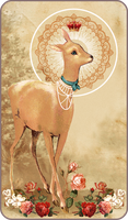 La Biche Sacree by DeerDandy