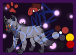 Poochyena Adopt PRICE LOWERED! by GuardianofAllator