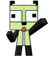 eatmydiction's minecraft skin by IshmanAllenLitchmore
