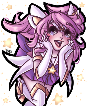 Star Guardian Lux by Nyami-desu