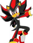 Shadow - sonic x - color by shadow2rulez