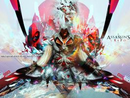 Assasins Creed on C4D by kyonjptolentino