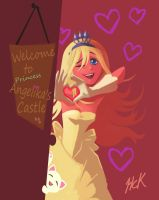 Request Princess Angelika by artist2point5