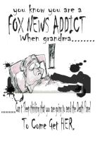 Fox News Addict2 by sketchoo