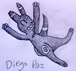 Diego Paz by KJB-Believer-2014