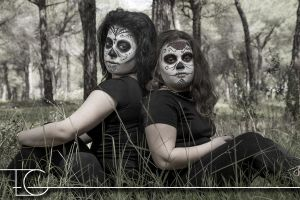 Catrinas by EduGanster