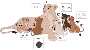 Cheap lion king adopts by Heart-lover-3221