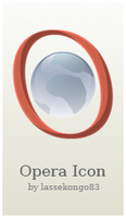 Opera Icon by lassekongo83