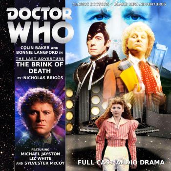 Doctor Who: The Brink of Death CD Cover by BenTedds42